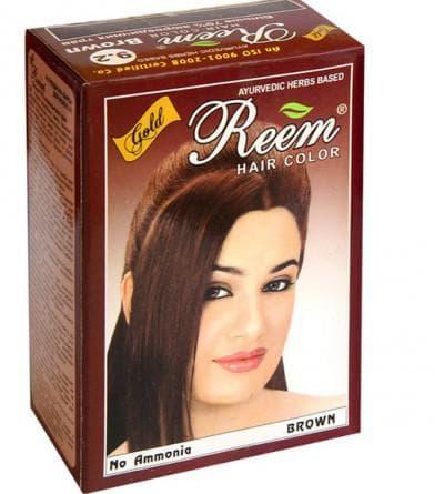 краска для волос Reem Gold