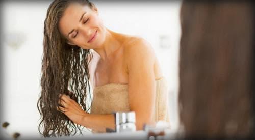 кондиционер и масла для волос