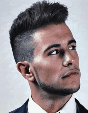 короткая причёска для мужчин