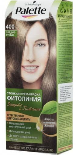 краска для волос Палетт