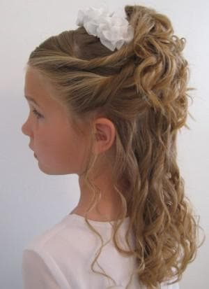 причёска мальвинка для девочки
