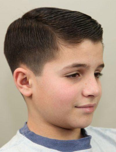 причёска детский теннис