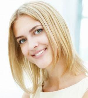 стрижка лесенка для тонких волос для худого лица