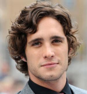 стрижка на вьющиеся волосы для мужчин