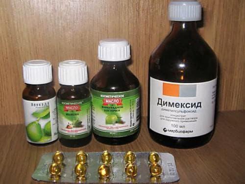 димексид и витамины