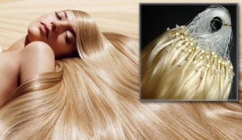 металлические бусины наращивание волос