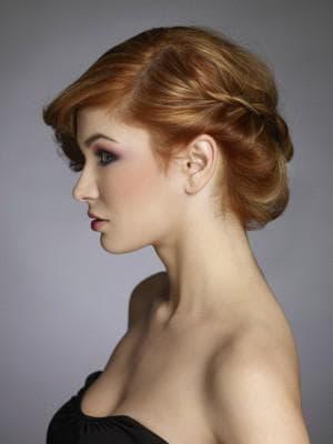 женские свадебные причёски на жидкие волосы