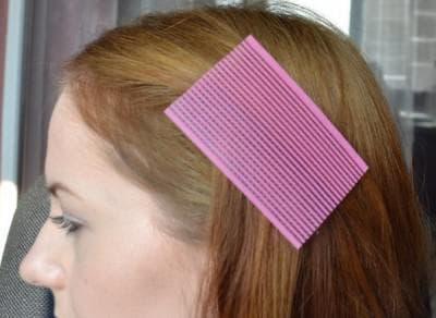 липучки для волос