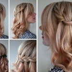 стрижки для тонких вьющихся волос средней длины
