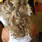 свадебные прически с накладными волосами