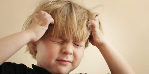 выпадение волос у детей 5 лет