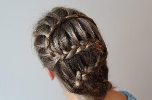 узловое плетение для девочки