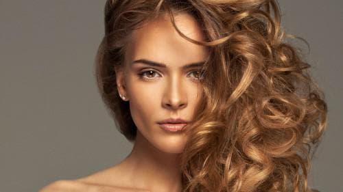 русый светло-коричневый цвет волос