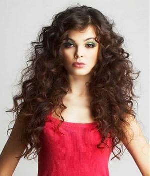 шелковая завивка волос крупные локоны