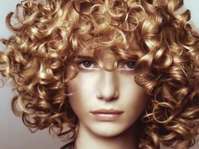 японская завивка волос крупные локоны