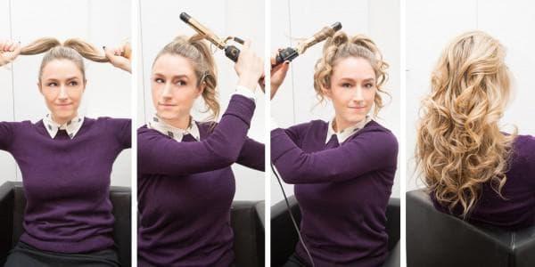 самый быстрый способ укладки волос