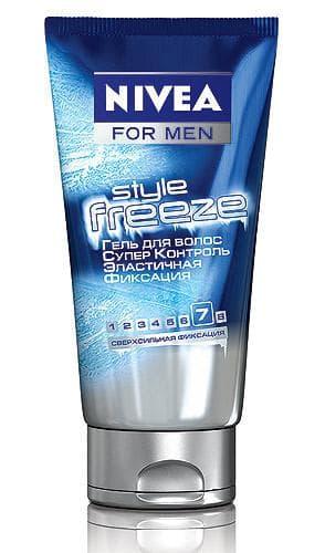 мужской гель для волос Нивея - Nivea for Men