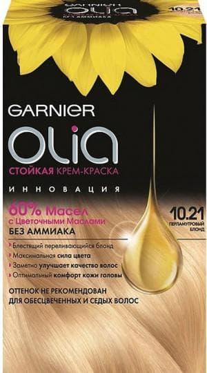 краска Garnier Olia