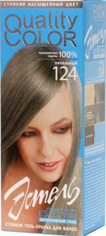 цветочный гель для волос
