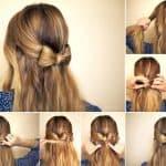 фото стрижка на густые волосы средней длины