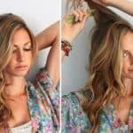 Как сделать темное мелирование на светлые волосы