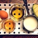Питательные маски для волос с яйцом и медом