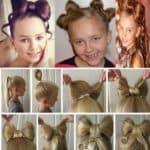 Какие прически можно сделать для девочек на длинные волосы
