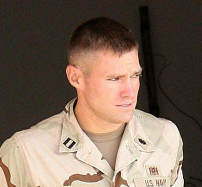 мужская короткая стрижка милитари
