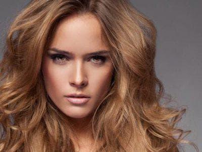бразильское мелирование на светлые волосы