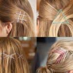 чем можно заменить бублик для волос