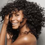 длинные стрижки на вьющиеся и пушистые волосы