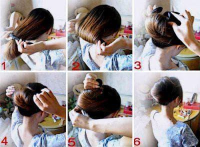заколка для волос твистер