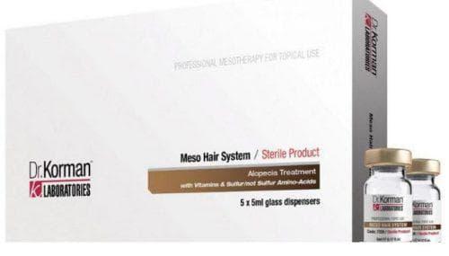 препарат для мезотерапии волос Meso Hair System