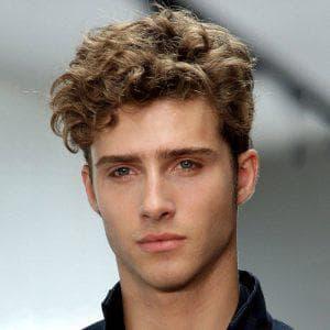 канадка на кудрявые волосы для мужчин