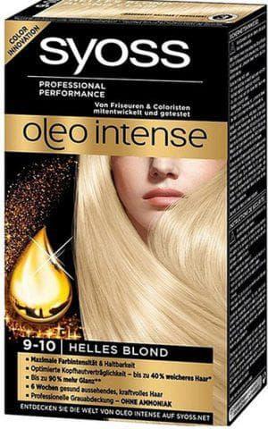 краска для волос Сьос Блонд