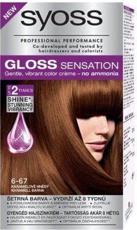 сьес краска Gloss Sensation