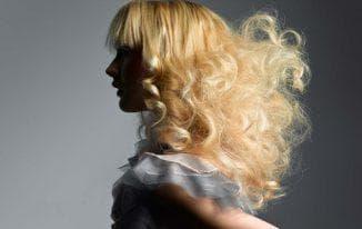 сожжённые волосы после осветления
