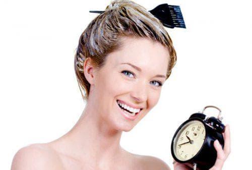 как правильно покрасить седые волосы