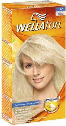 краска для волос Велла Блонд