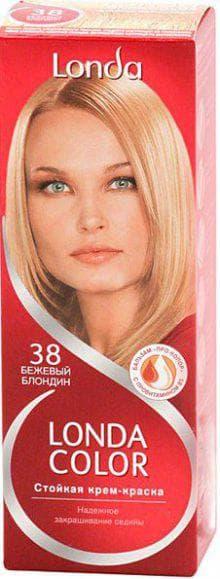краска для волос Лонда колор Блонд