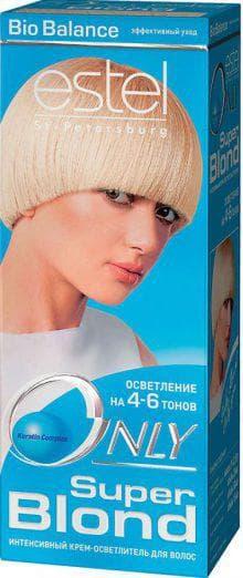 краска для волос Эстель Блонд