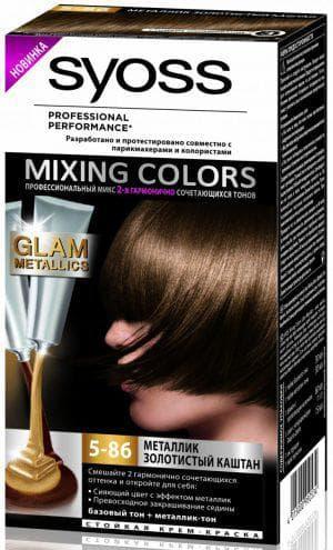 сьес краска Mixing Colors