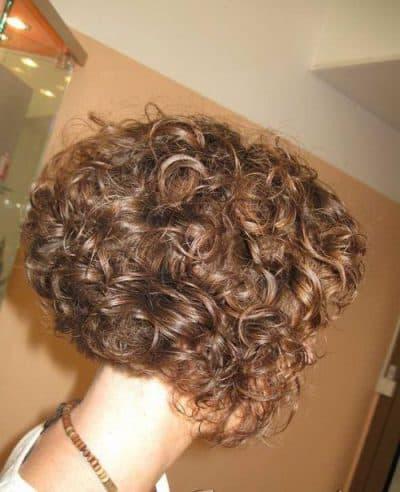 короткая причёска карвинг начёс