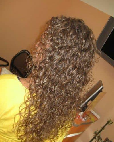 плетение карвинг на длинные волосы