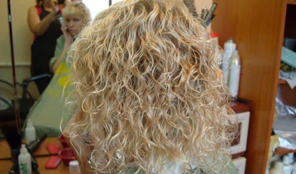 укладка карвинга на средние волосы