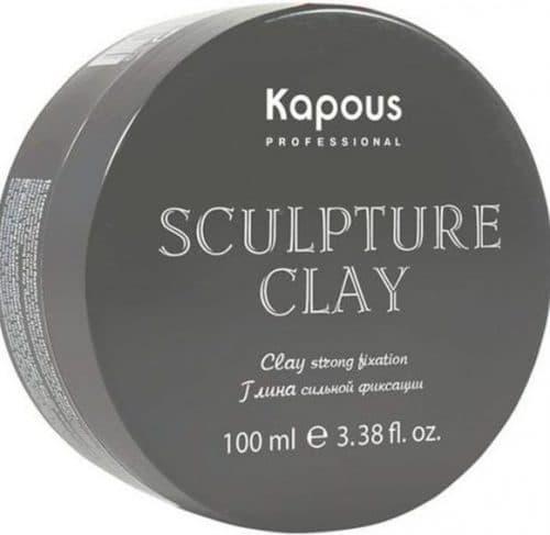 глина для волос для укладки для мужчин Sculpture Clay