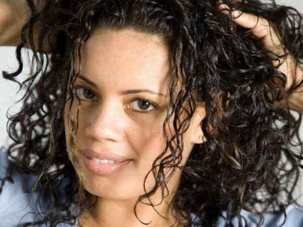 нейтральная мокрая химия на средние волосы