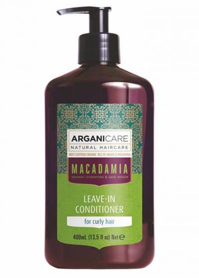 с маслом арганы для вьющихся и поврежденных волос AgranoilFragrancefree