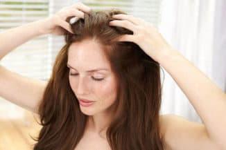 массаж длинных волос