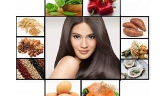 правильное питание для роста волос